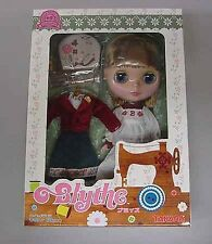 """Takara Tomy CWC Exclusive Neo Blythe Tailor Gibson 1/6 12"""" Fashion Doll  Rare"""