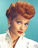 """Lucille Ball """"I Love Lucy"""" 5x7 Television Memorabilia FREE US SHIPPING"""