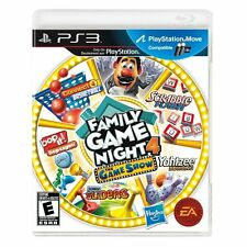 Family Game Night 4 The Game Show PS3 New Sealed