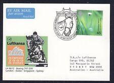 17459) LH Olympiade SF London - Sydney 23.8.00 So-Kte