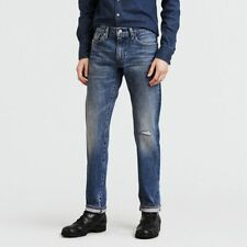 Levis 511 Selvedge Slim Fit Jeans Playground 04511-3071