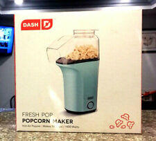 Dash Popcorn Machine Hot Air Popcorn Popper Maker (Dapp150V2Aq04), Free Shipping