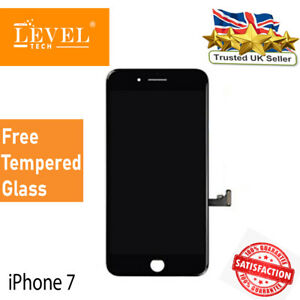 LCD For iPhone 7 Black OEM High Quality Replacement Digitizer Assembly 3D touch