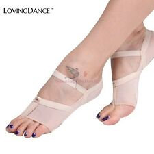 Belly Dance Toe Pad Practice Shoes Half shoes Ballet footcover Free Shipping