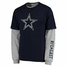 NFL Dallas Cowboys Mather 3-in-1 Combo Tee, Large