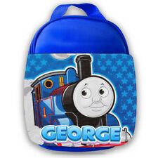 Personalised Thomas Tank Engine Kids Lunch Bag Any Name Childrens Boys School 4
