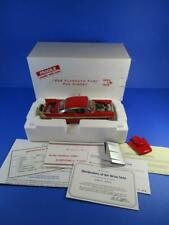 DANBURY MINT 1958 PLYMOUTH FURY PRO STREET, 1/24, 99% MIB!