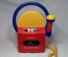 My first Sony TCM4300 Kinder-Kassettenrecorder -GEPRÜFT- My first Sony TCM 4300