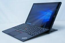 """Lenovo Thinkpad X1 Tablet 12"""", Intel Core m5-6Y57, 8GB RAM, 256GB SSD - Black"""