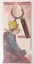 Fullmetal Alchemist keychain key chain ring holder Edward Elric anime movic