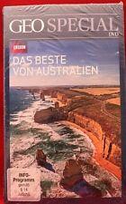 """**DVD """"Das Beste von Australien"""" GEO Special**Neu und ungesehen**ovp."""