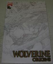WOLVERINE: ORIGINS #7 SKETCH VARIANT EDITION (Marvel 2006) OMEGA RED app (VF)