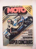 Moto Journal Février 1976 N°255 125 Honda