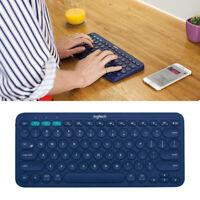 New Logitech K380 Multi-Device Bluetooth Wireless Keyboard Ultra Mini Mute