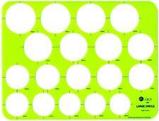 Jaka Grande Cerchi Modello 380 x 215mm 4606