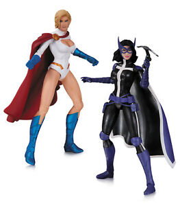 Power Girl and Huntress Action Figure 2-Pack The New 52 DC Collectibles SEALED