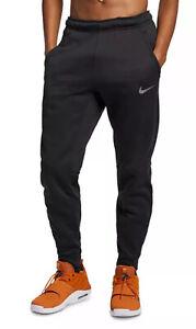 Nike Therma Mens Dri-FIT Standard Fit Training Pants Size XL Black MSRP $55