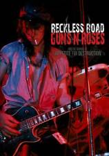 Guns N' Roses Izzy Stradlin cover Reckless Road book signed 1985/1986 900 photos