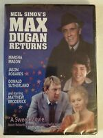 Max Dugan Returns (DVD, 2005) RARE / FACTORY SEALED