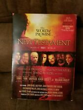 The Word of Promise New Testament Audio Bible w/Jim Caviezel as Jesus 20 CD set