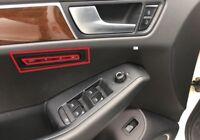 New Genuine Audi Q5 Left Seat Memory Switch Trim Black RHD 8R19595276PS OEM