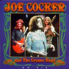 JOE COCKER & The Grease Band - On Air - Live CD
