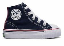 PF Flyers Infant Center Hi Shoes Navy Size