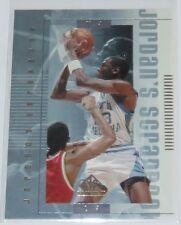 1999/00 Michael Jordan Upper Deck SP Top Prospects Scrapbook Insert Card #J11 NM