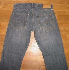 "G- STAR RAW S.C. LOW BOOT Herren- JEANS / Blue- Jeans / Hose in blau W31"" /L32"""