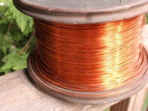 Bobina de alambre de cobre esmaltado 30AWG Alambre alambre de la bobina de imán-Bobina de 250 gramos