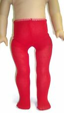 """Red Tights made for 18"""" American Girl Doll Clothes Accessories"""
