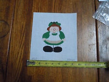 Discounted  Needle Point Canvas Shwana St Pat Theme kit