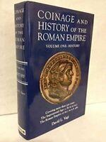 Coinage and history of the Roman Empire, c 82 BC--AD 480 by Vagi, David L