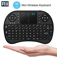 Rii Mini 2.4GHz i8 Wireless Keyboard Mouse for PC XBox 360 PS4  Android TV Box