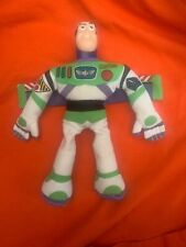 Disney Thinkway Toys Buzz Light Year Plush & Beans Missing Tags