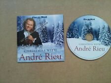 Promo CD - Christmas with Andre Rieu