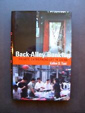 Back-Alley Banking: Private Entrepeneurs In China by Kellee S. Tsai