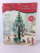 Hallmark Christmas Countdown Tree 12 Days of Christmas Advent Calendar