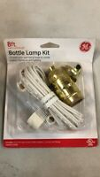 Bottle Lamp Kit GE 50961    250VAC/250W Max  8 FT Cord