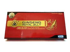 GINSENG GELEE ROYAL 200 Stck a10ml Ampullen Ginseng + Royal Jelly TOP PRODUKT !