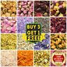 Dried Flowers & Dried Petals, 61+ Types! Natural Wedding Confetti Tea Soap Craft
