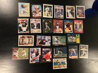 23 Card Cal Ripken Jr. Lot 84 Topps 87 Donruss + More Baltimore Orioles (B8) HOF