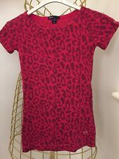 """Beautiful and Stylish Girls GAP Red""""Diamond Heart """"Dress  - to  suit 6-7 yr old"""