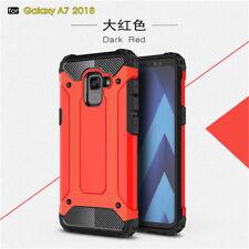 Shockproof Hybrid Armor Case Cover For Samsung Galaxy A3 A5 A7 A6 A8 2017 / 2018