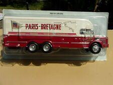 BERLIET GBM 15 R Camion Denrées Périssables PARIS-BRETAGNE 1/43  Neuf boite