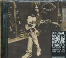 Neil Young CD 2004 Greatest Hits Cinnamon Girl Hurricane Helpless Ohio Old Man