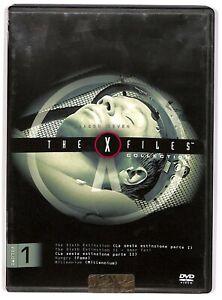 EBOND The X files Stagione 7 Vol. 1 DVD EDITORIALE D574521
