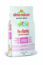 Almo Nature Holistic Adult Dog Medium Salmone & riso 12kg