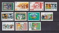 UNO Wien postfrisch Jahrgang 1987