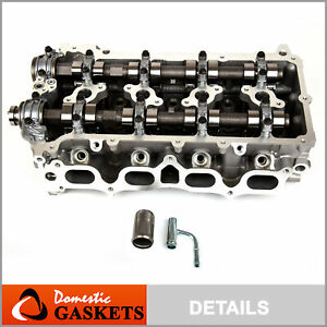 Complete Cylinder Head Fit 2010 Toyota 4Runner / 05-16 Tacoma 2.7L DOHC 2TRFE